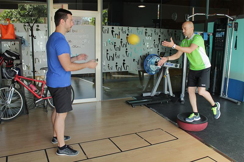 Entrenamiento y Actividad Física