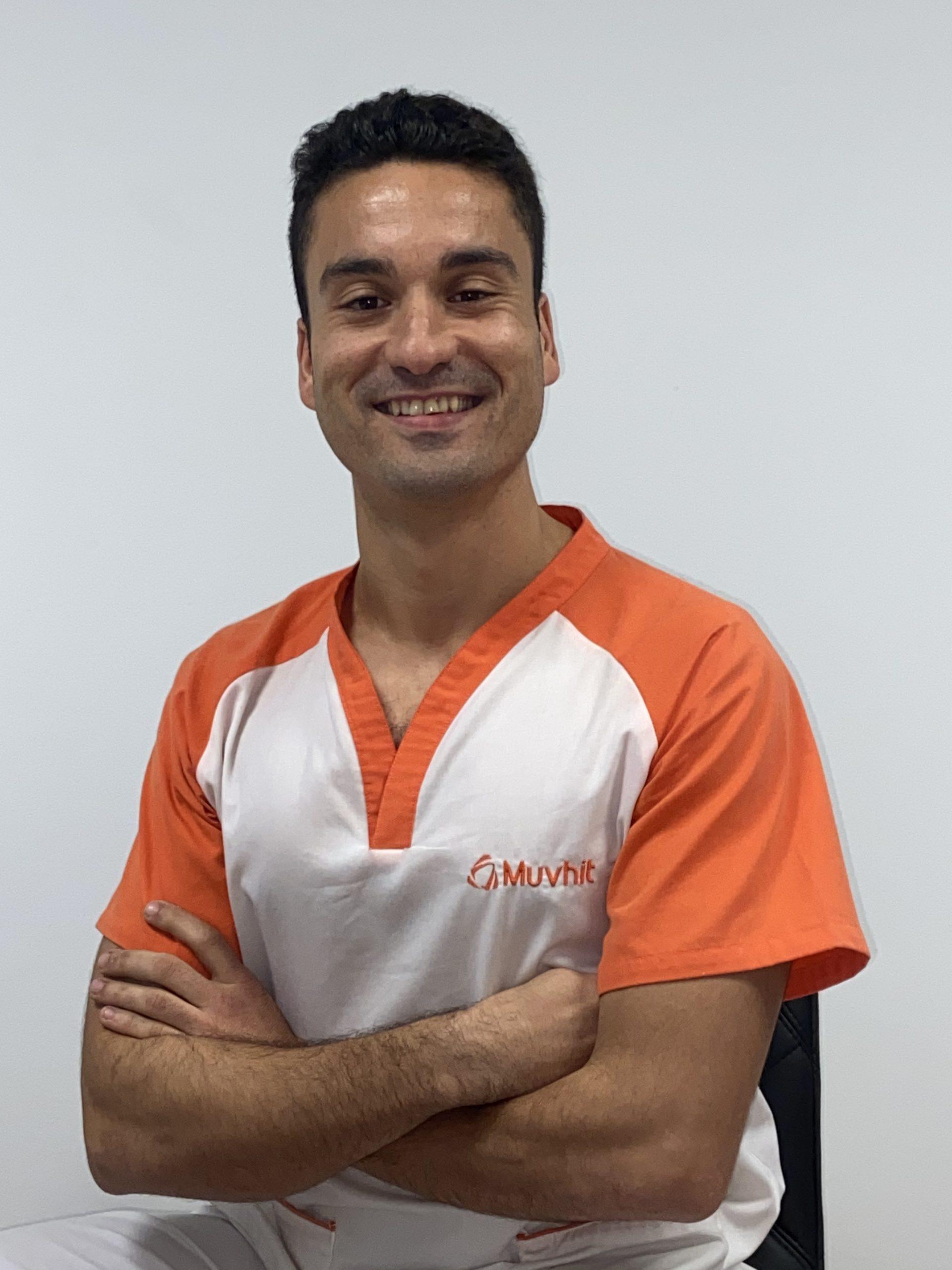 Daniel Aguilar Robles